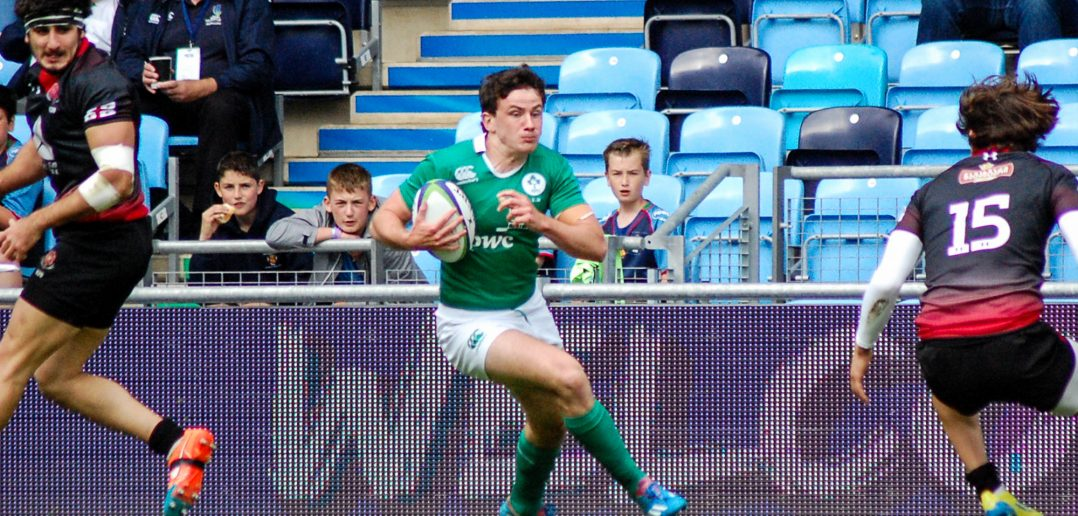 Ireland Men Sevens, Hugo Keenan