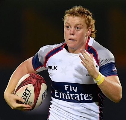 Alev Kelter, 2017 Women's Rugby World Cup