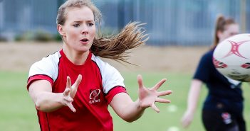 Claire McLaughlin, Ulster Rugby