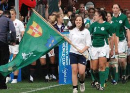 WRWC2017: Ireland lose to Wales