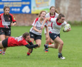Ulster U18 Development Squad entertain Stirling County