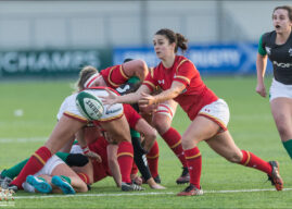 WRWC2017: Teams up for Ireland v Wales