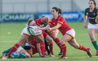 WRWC2017, Ireland Women's Rugby, Wales Women's Rugby