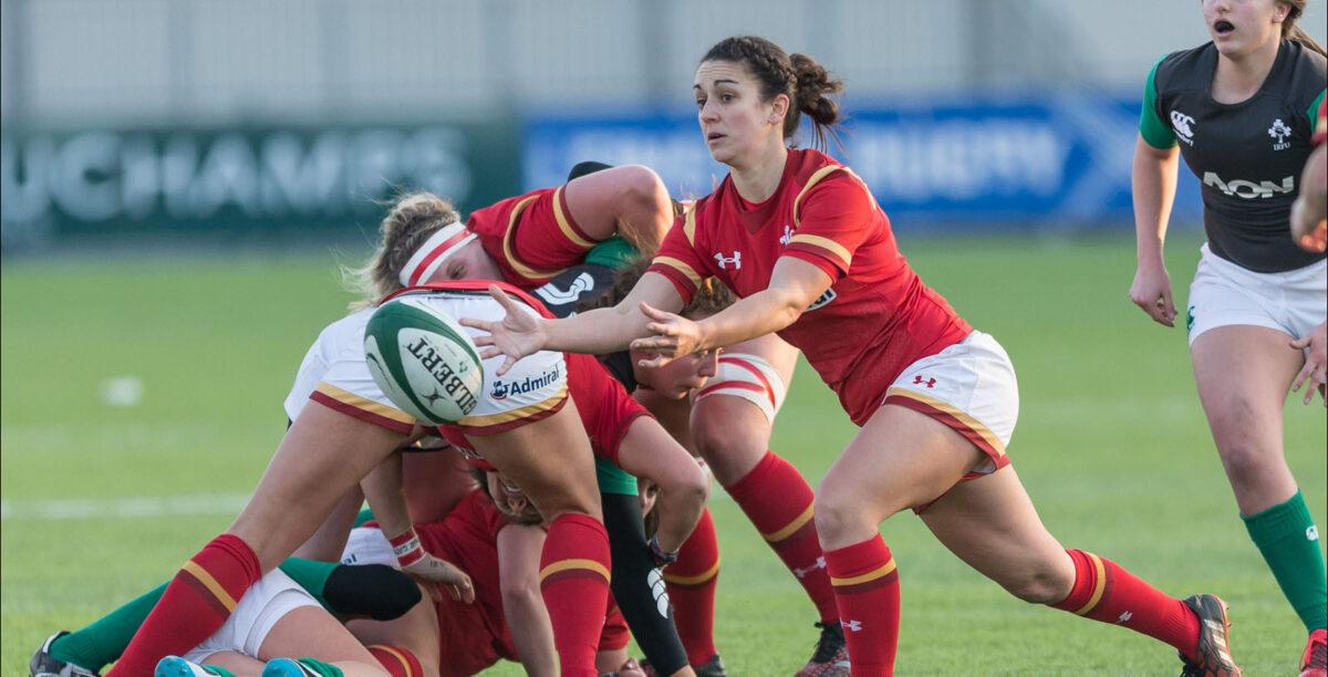 WRWC2017, Ireland Women's Rugby, Wales Women's Rugby