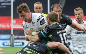 Ulster Rugby, Live