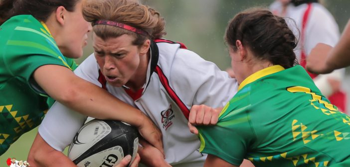 Ulster Select XV welcome Midwest Thrunderbirds