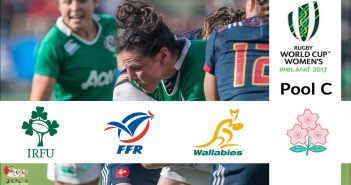 WRWC2017, 2017 Women's Rugby World Cup, Pool C