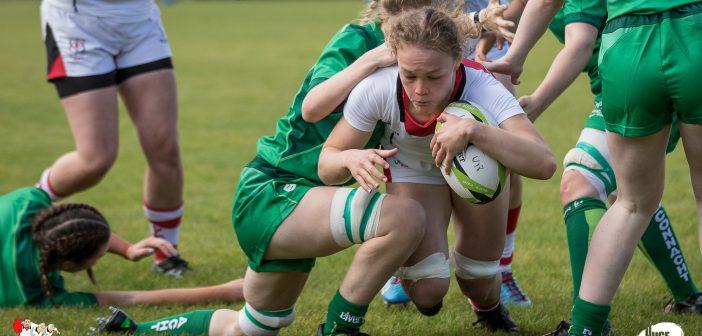 Women: Ulster U18 37 Connacht U18 12
