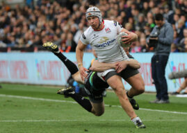 Guinness PRO14: Teams announced for Ulster v Scarlets