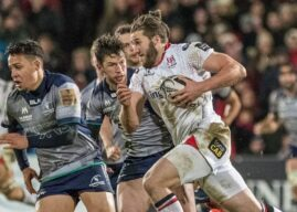 Spence remembered as Ulster beat Scarlets
