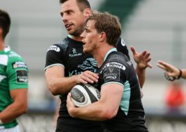 Three-try Ulster squeeze past Benetton Treviso
