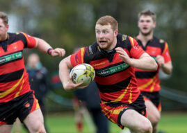 Gordon West: Civil Service 0 Strabane 41