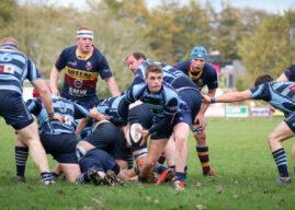 Junior Cup: Ballymoney 22 Banbridge II 6