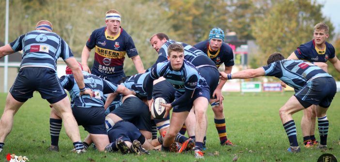 Junior Cup: Ballymoney 22 Banbridge II 6