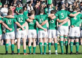 Ireland receive setback in RWC2023 bid