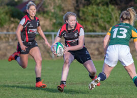 Women's AIL: Week 8 Preview