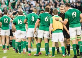 Autumn Internationals: Teams announced for Ireland v Argentina