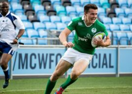 Stockdale impresses as Ireland thrash poor South Africa
