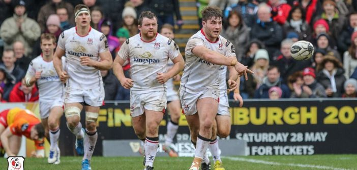 Andrew double helps Ulster scrape past Kings