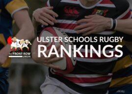Ulster Schools Rugby Rankings 2017/18 – Week 4