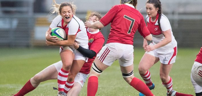 Women: Teams up for Munster v Ulster