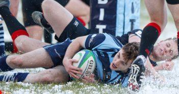 KUKRI Ulster Rugby Championship Div2 - Ballymoney v Limavady