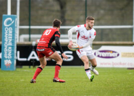 Ulster A: Teams Up For Hartpury Return.