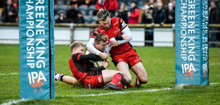 British and Irish Cup Update – Hartpury RFC 24 Ulster A 29