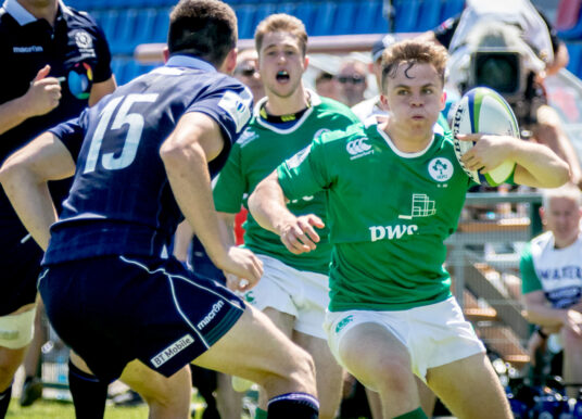 U20: 2018 World Rugby U20 Championship to be held in France.