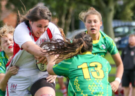 Women: Teams up for Ulster v Connacht.