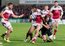 Ulster's European dream is still alive after Harlequins demolition