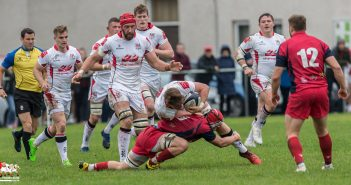 Ulster A: Teams up for Hartpury B&I Cup Match