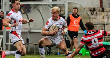 Ulster A: Teams announced for Cornish Pirates