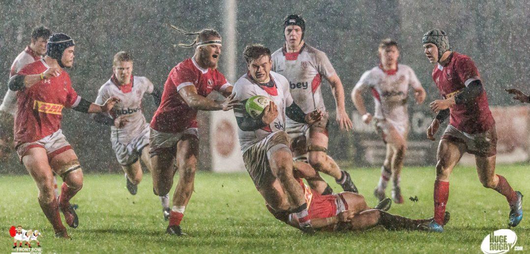 Ulster U19, Canada U19