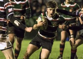 Schools Cup: Cambridge House 34 Banbridge Academy 22