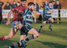 Towns Cup: Ballymoney 35 Larne 13.