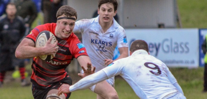 Bateman Cup: City of Armagh 13 Cork Constitution 20