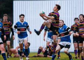 Club: Coleraine 3 Instonians 19