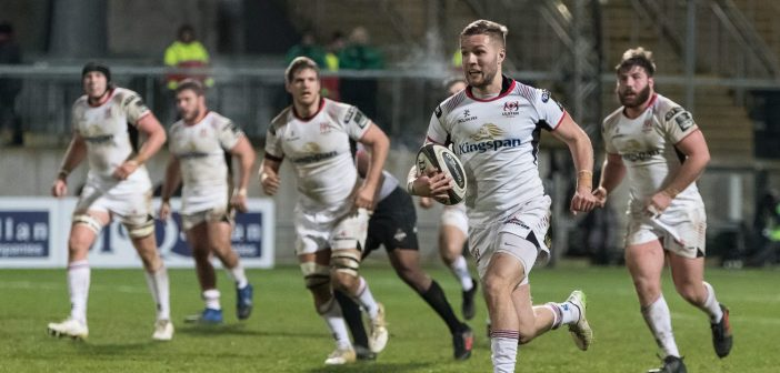 Guinness PRO14: Ulster 59-10 Southern Kings