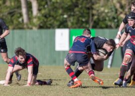 Schools Cup: Campbell College 12 Ballymena Academy 10