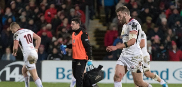 Guinness PRO14: Scarlets 34 Ulster 10