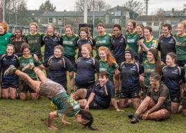 Women: Ireland Barbarians entertain Nova Scotia Keltics