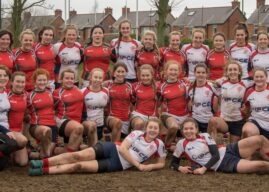 Women Larne U18 lose out to Malone U18 in Cup.