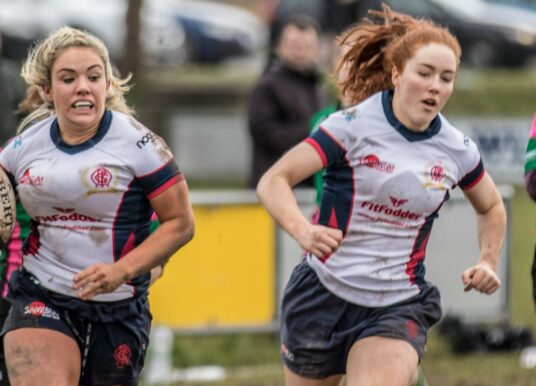 Women: Ulster Junior Cup Update.