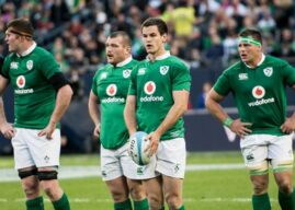 Six Nations: Ireland 28 Scotland 8