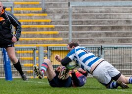 Forster Cup: Dungannon III 18 Ballyclare IV 17
