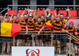 Gordon West Cup: Lurgan 19 Donaghadee 8