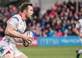 PRO14: Teams up for Ulster v Glasgow