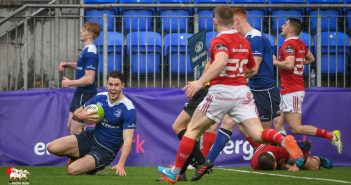 British and Irish Cup: Leinster A 17 Munster A 6