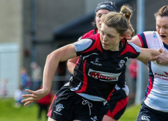 Give it a Try and Summer Sevens with Cooke RFC Women.